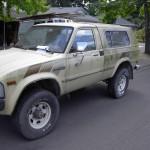 1981 Toyota Trekker