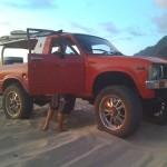 81 Toyota Trekker